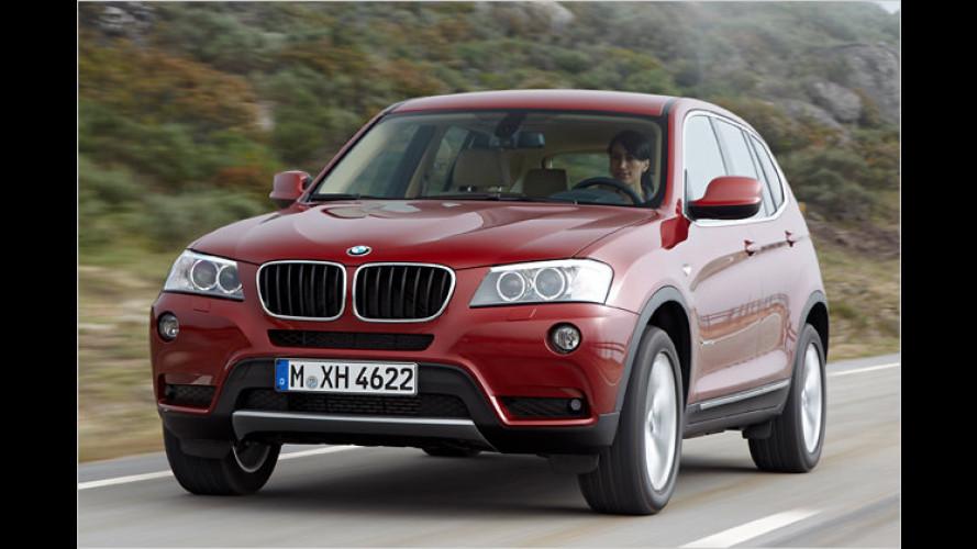 Neuer BMW X3: Renovierter Bestseller