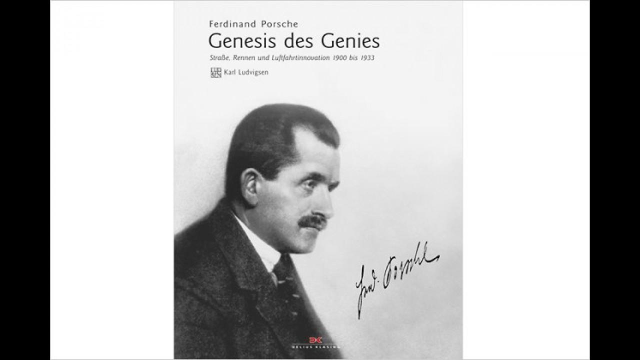 Karl Ludvigsen: F. Porsche, Genesis des Genies
