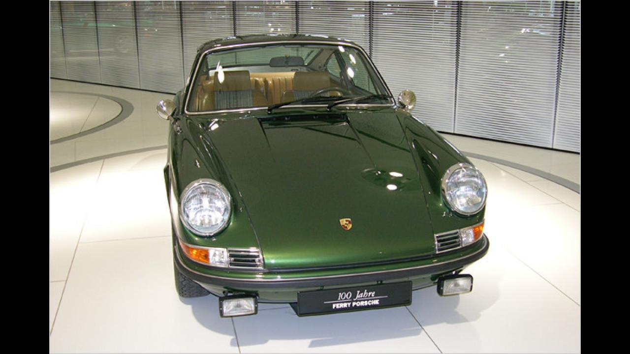 Porsche 911 E 2.4 Coupé ,Dorothea