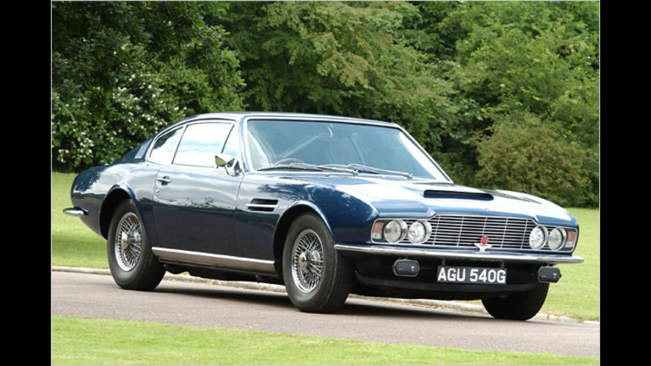 Aston Martin DBS '69 (Im Geheimdienst ihrer Majestät)