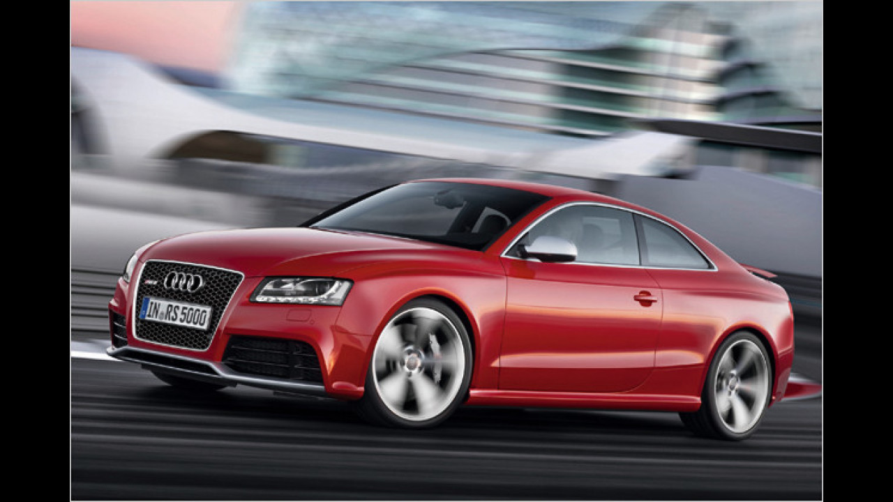 Audi RS5 Coupé S tronic