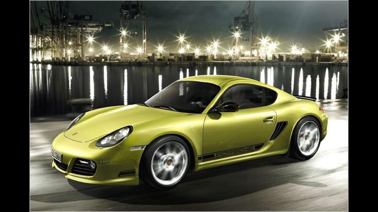 19. Platz: Porsche Cayman