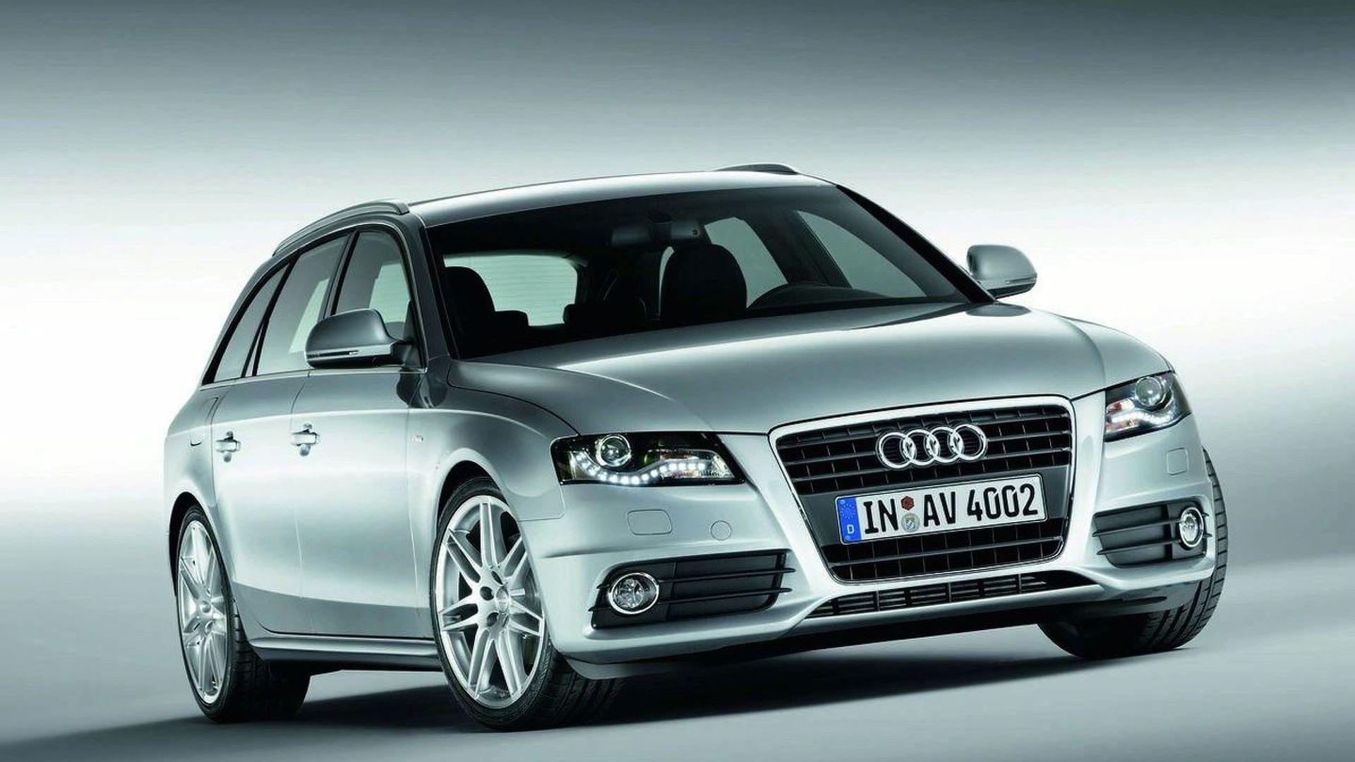 2014 Audi A4 Plug In Hybrid To Offer E Quattro