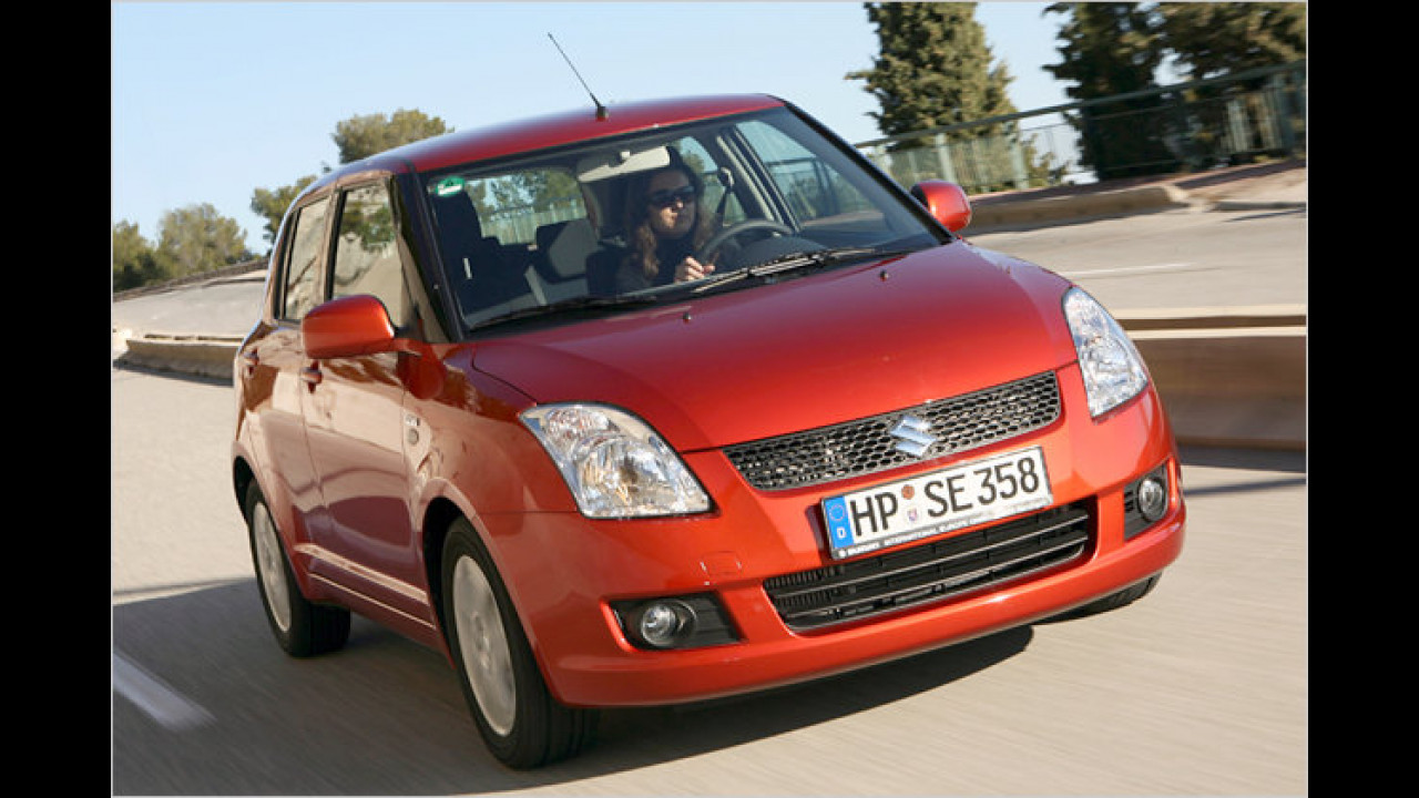 Suzuki Swift 1300 Comfort 4x4