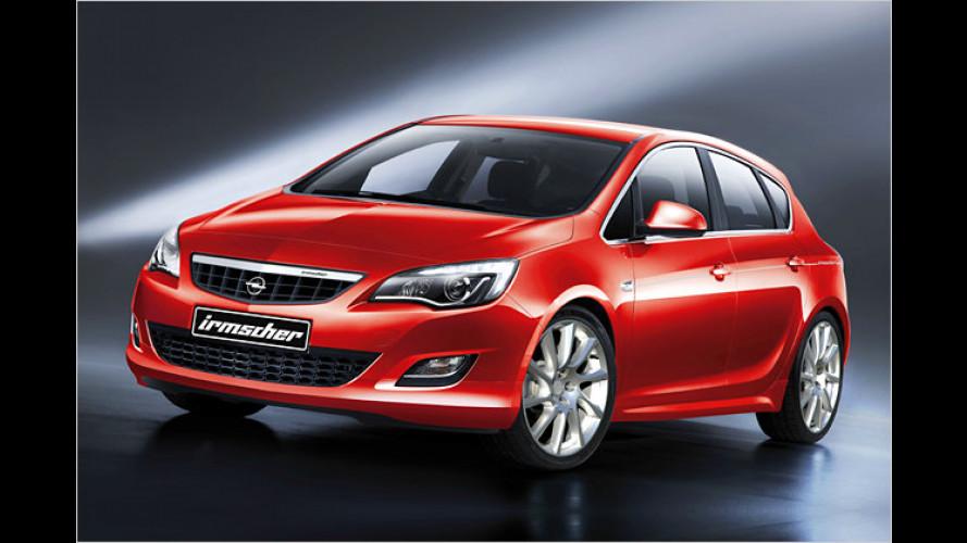 Heißes Opel-Tuning: Irmscher auf der Essen Motor Show