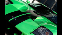 Grünes Grollen