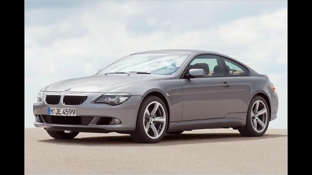 BMW 635d Coupé Sport-Automatic