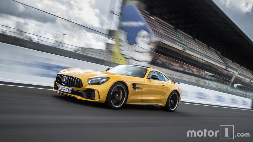 Mercedes-AMG - Quatre roues motrices et de l'hybride à l'avenir