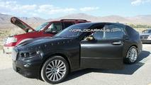 BMW PAS RFK Spy Photos in American Desert