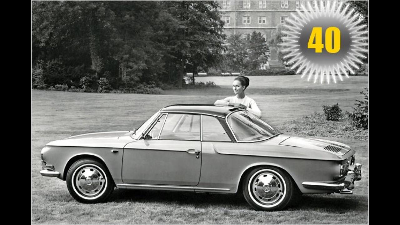 40 Jahre VW Karmann-Ghia Typ 34