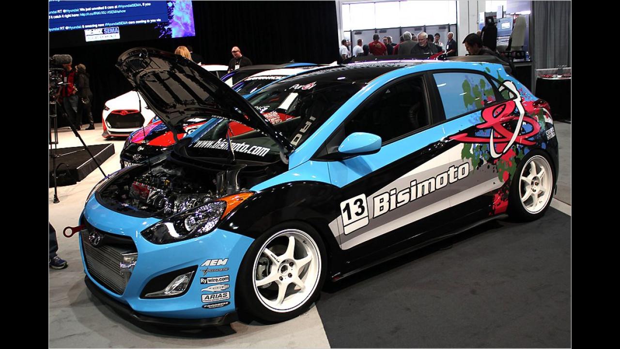 Hyundai Elantra Bisimoto