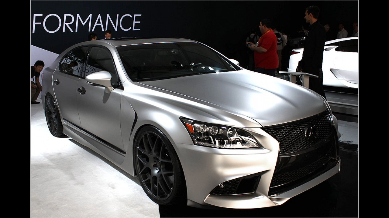 Lexus GS 350 F-Sport Supercharged