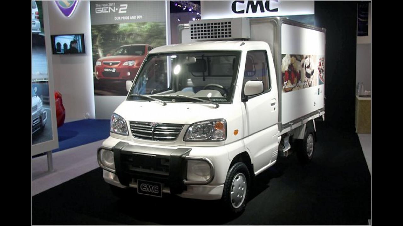 CMC Lieferwagen