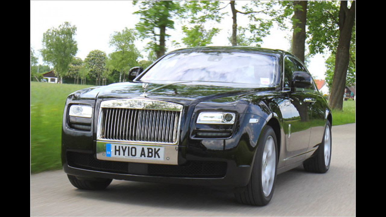Roll-Royce Ghost