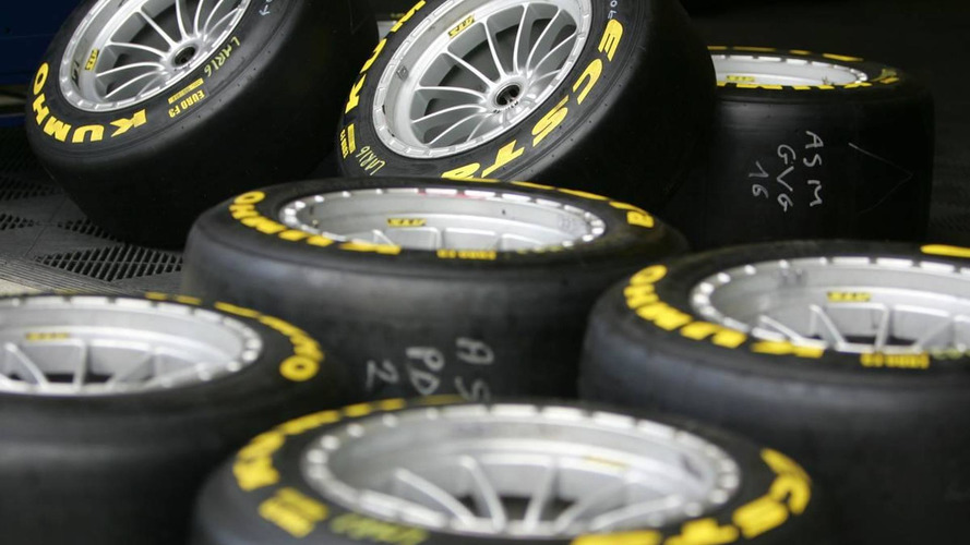 Korean tyre maker Kumho eyes F1