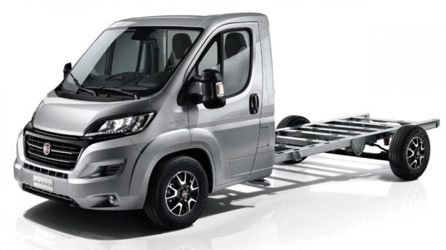 Fiat Ducato, il caravan più amato dai tedeschi