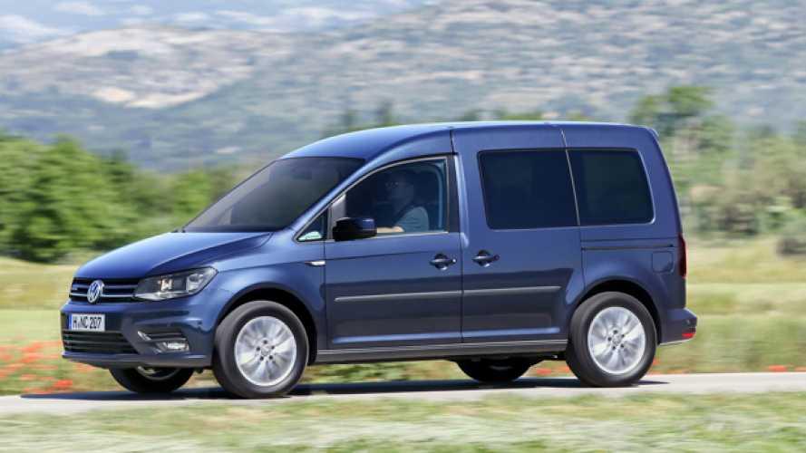 Nuovo Volkswagen Caddy DSG TGI