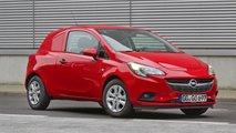 Opel Nuova Corsa Van