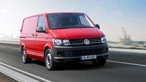 Volkswagen Transporter T6, prime impressioni