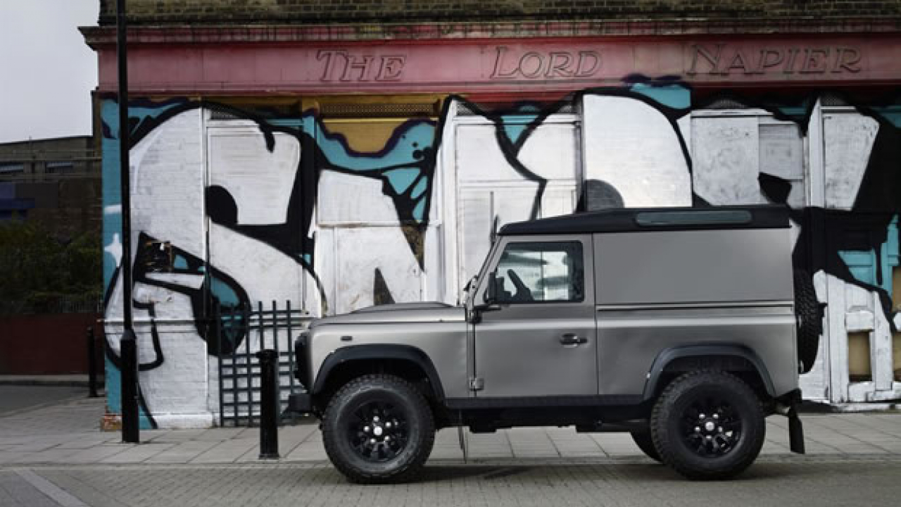 Nuovo Land Rover Defender XTech