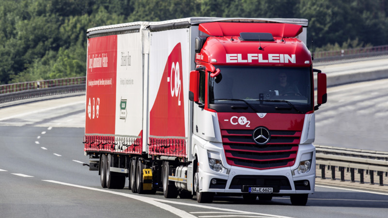 Daimler Efficiency Run