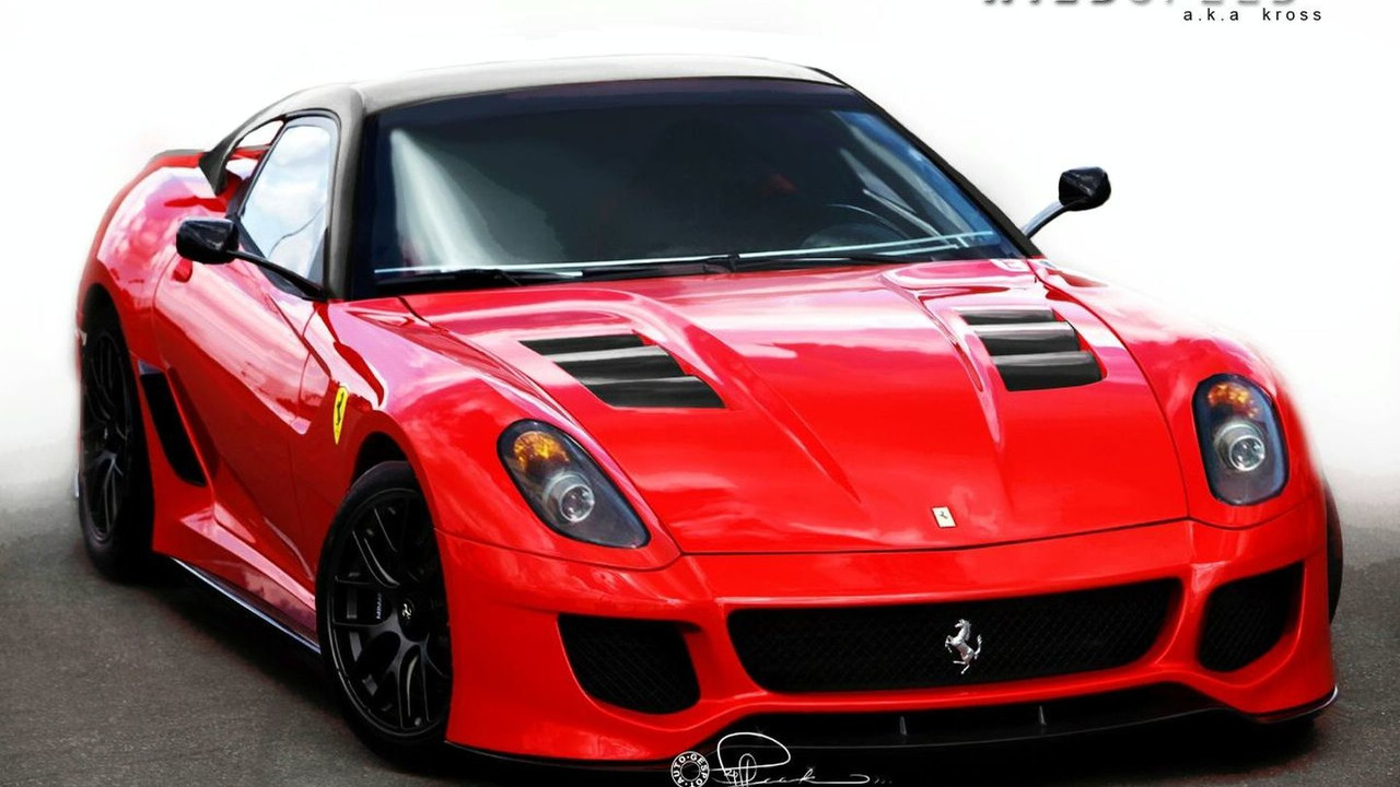 Ferrari 599 GTO could be in the works