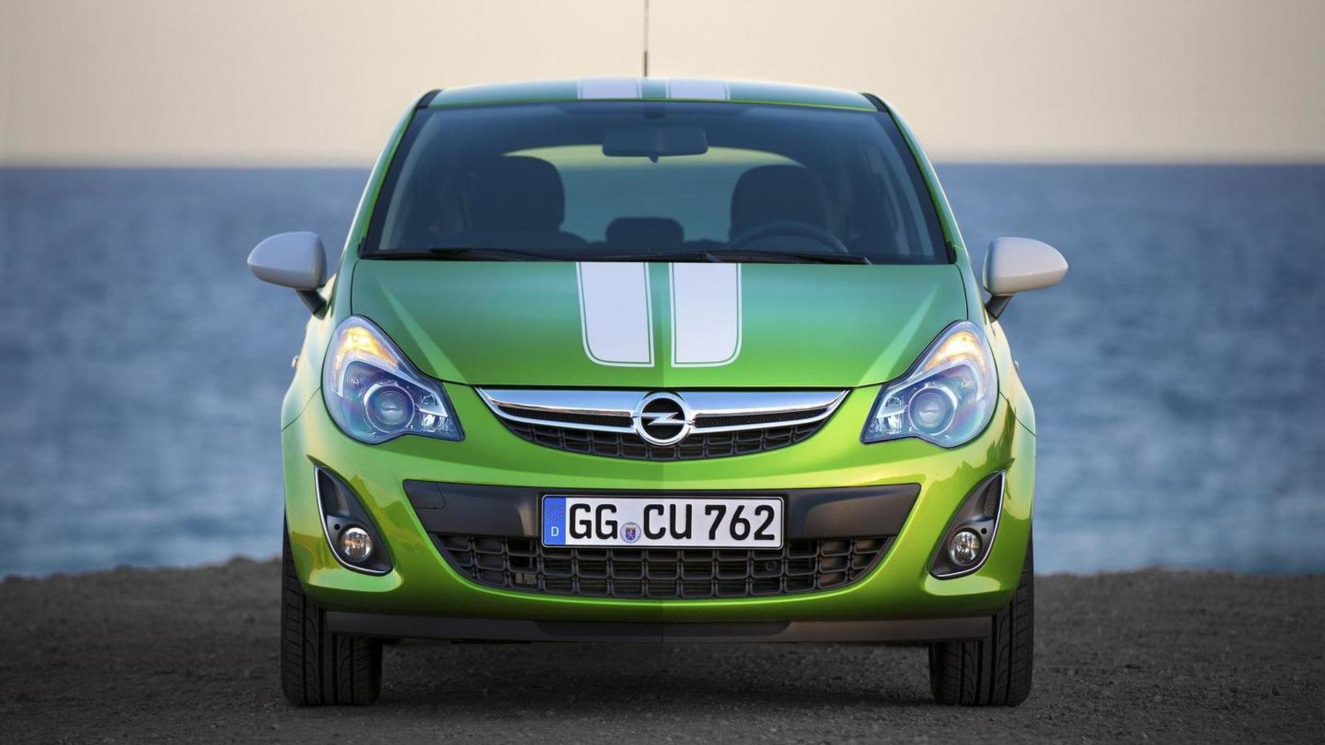 Opel Corsa 2010: beauty and style 49
