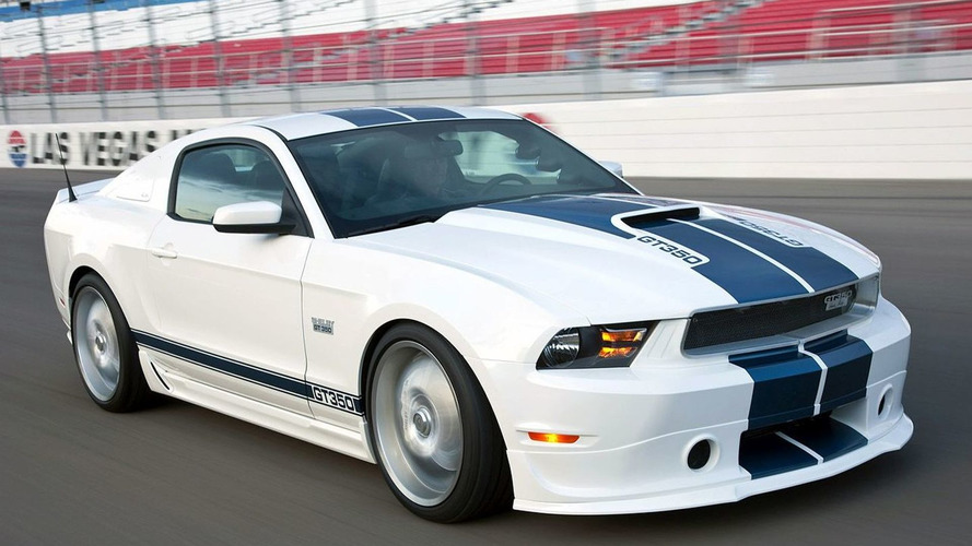 2011 Shelby GT350 loses supercharger, adds automatic trans for SCCA sanctioned competition