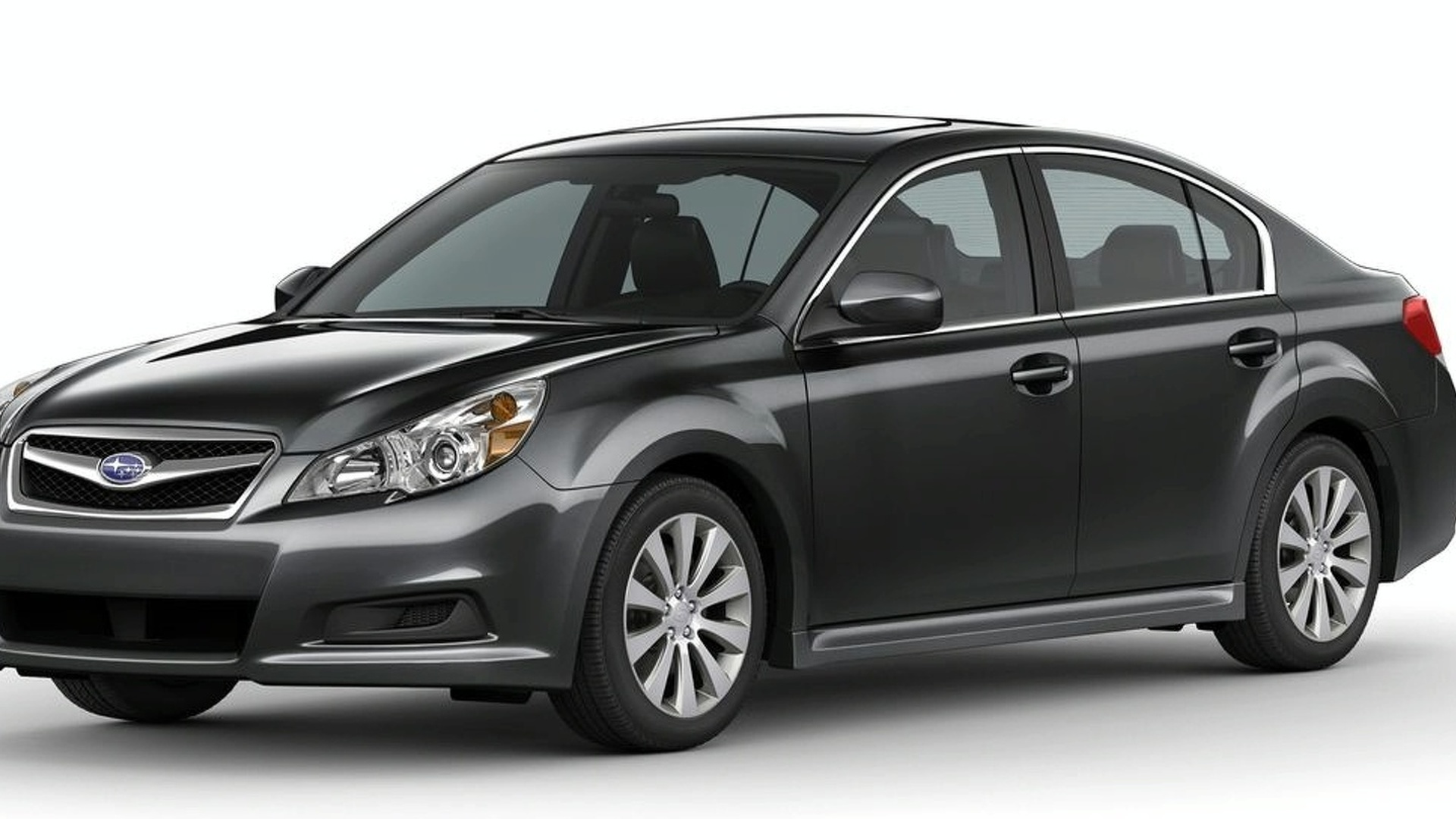 All-New Subaru Legacy Sedan Unveiled Prior to New York Auto