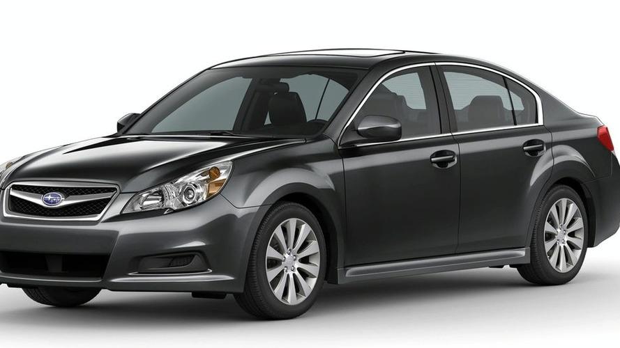 All-New Subaru Legacy Sedan Unveiled Prior to New York Auto Show Debut