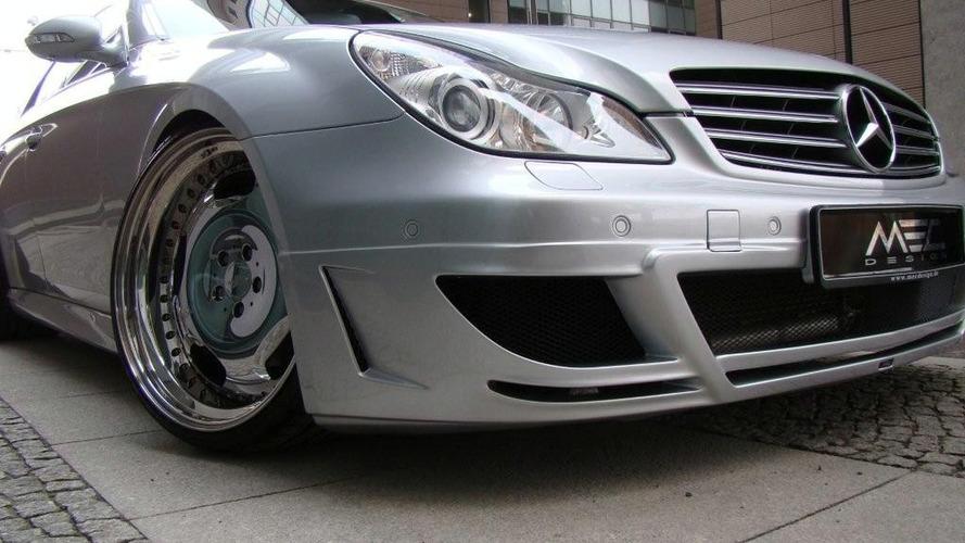 New Mercedes-Benz CLS-Class Aero kit by MEC Design