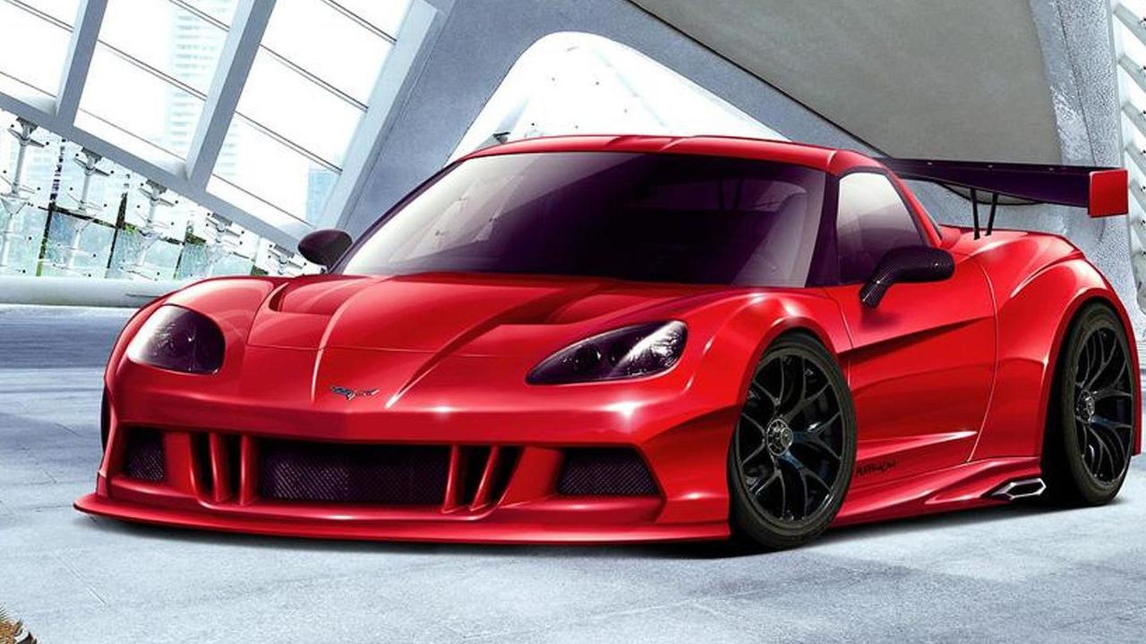 Top Tuner 5 - Chevrolet Corvette, monster ideation, 1000, 01.02.2011