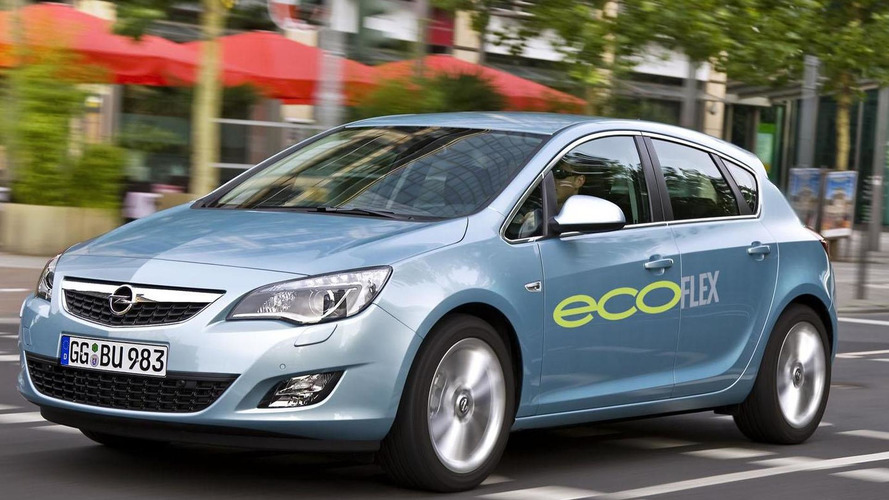 2011 Opel Astra ecoFLEX gets more efficient