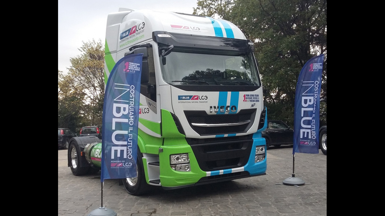 Iveco, Goodyear, LC3