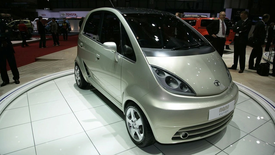 Tata Nano Europa, Prima Concept and Indica Vista EV Revealed in Geneva