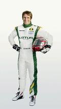 Jarno Trulli (ITA), Lotus Cosworth Racing Launch - Formula 1 launch, 12.02.2010, London, England