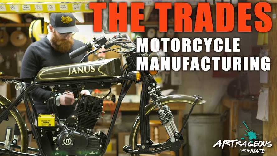 Janus Motorcycles Is Building New Bikes The Old Way