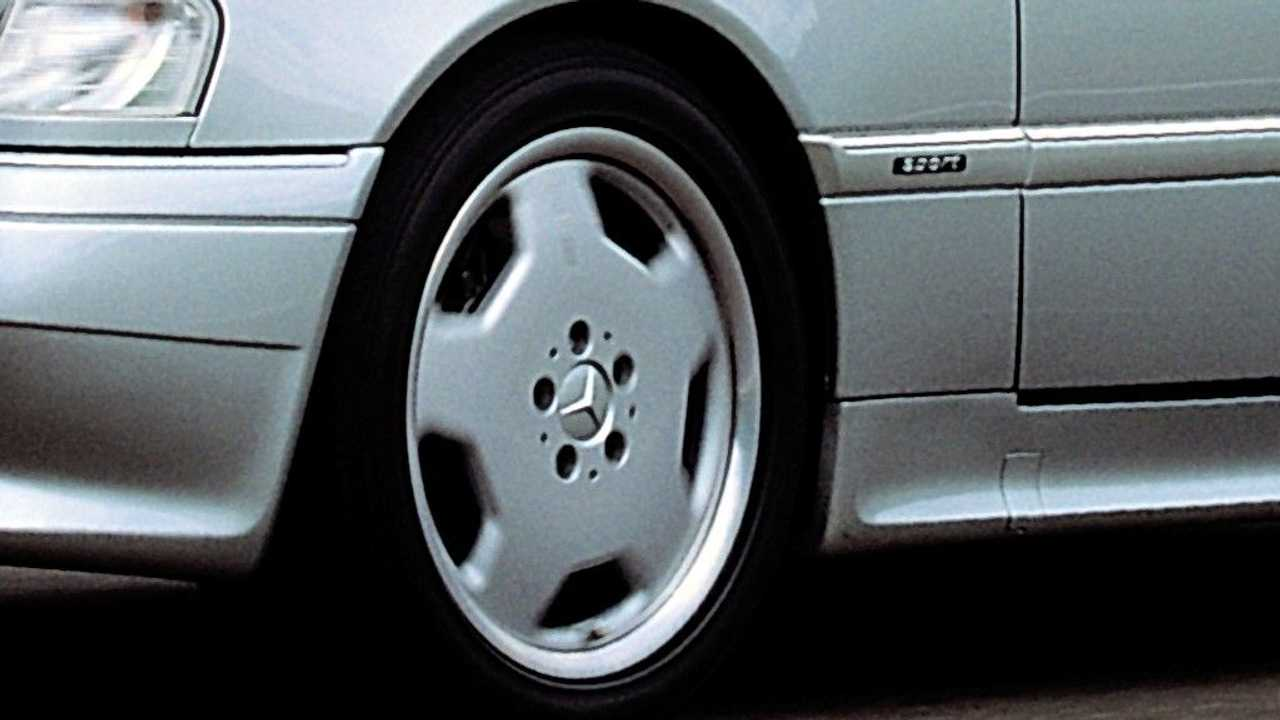 Mercedes-Benz C 36 AMG