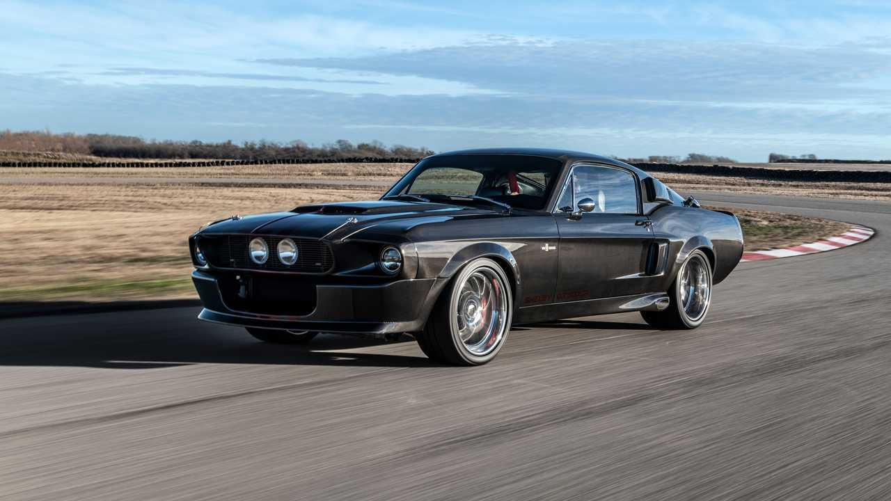 1967 Shelby GT500CR Mustang par Classic Recreations