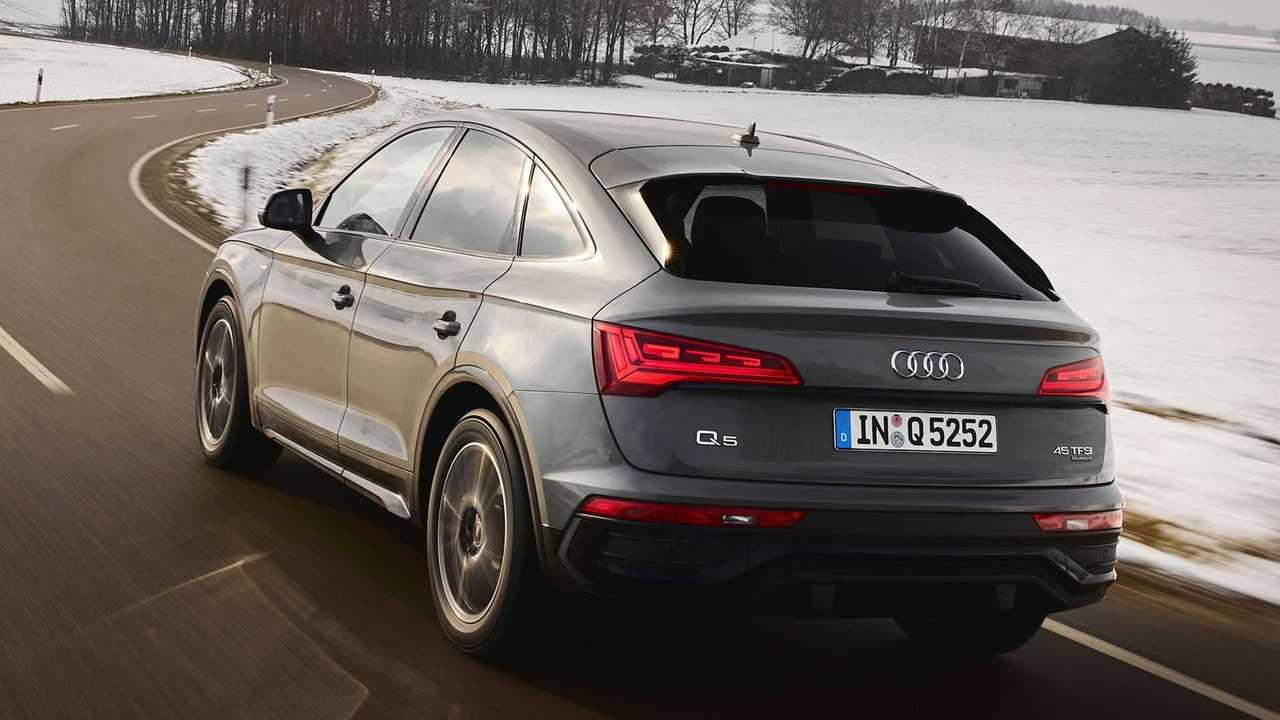 Audi Q5 Sportback (2021) im Test