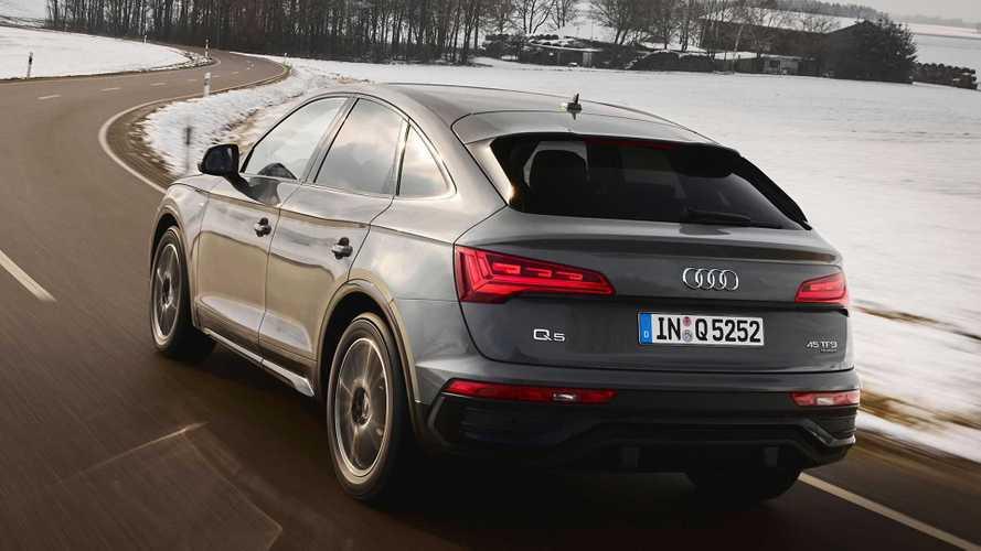 Audi Q5 Sportback (2021) im Test: Besser als X4 und GLC Coupé?
