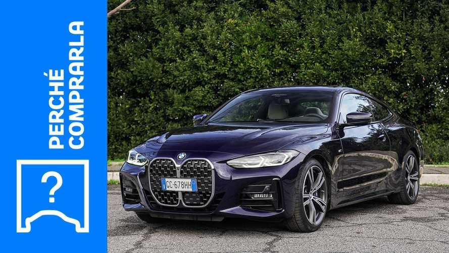 BMW Serie 4 Coupé, perché comprarla e perché no