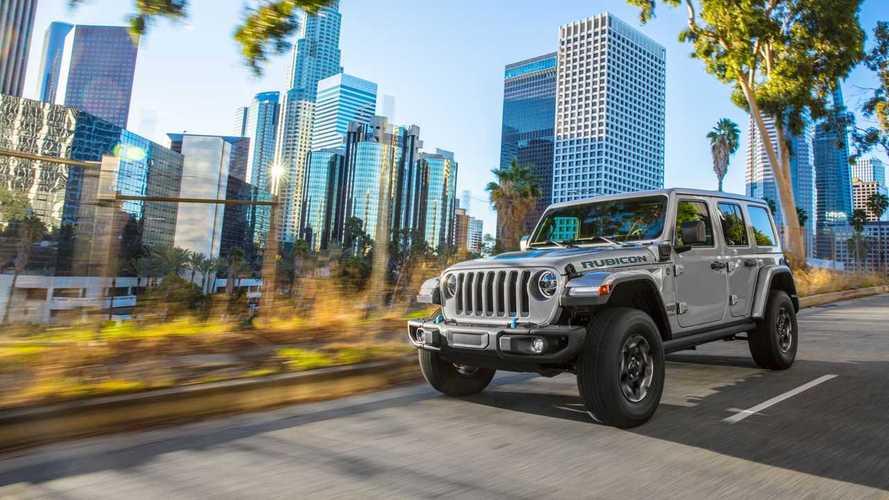 El Jeep Wrangler 4xe First Edition ya se puede reservar en Europa