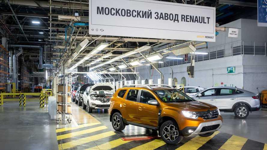 Renault рассказала о безопасности нового Duster для России