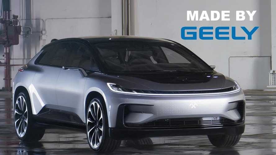 With Geely's Manufacturing Aid, Faraday Future Will Go Public Via SPAC