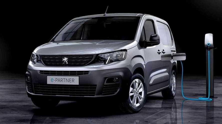 Peugeot e-Partner: nova geração da van compacta se torna 100% elétrica