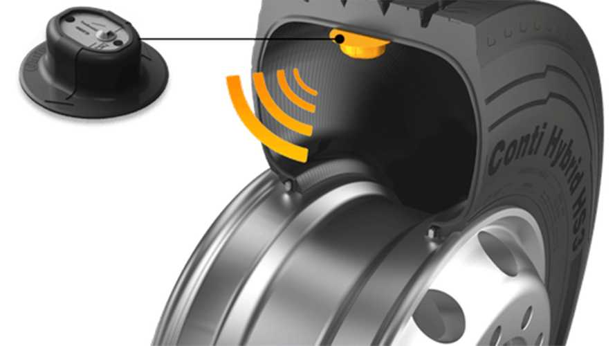 Continental To Release First Set Of Connected Smart Tires