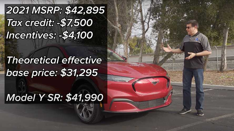 Alex on Autos Buys A Mustang Mach-E
