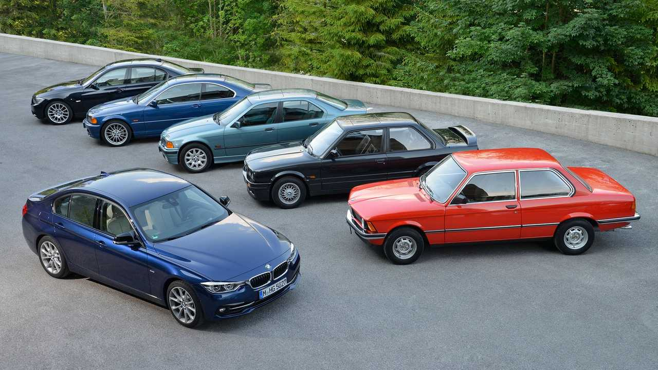 10. BMW Serie 3