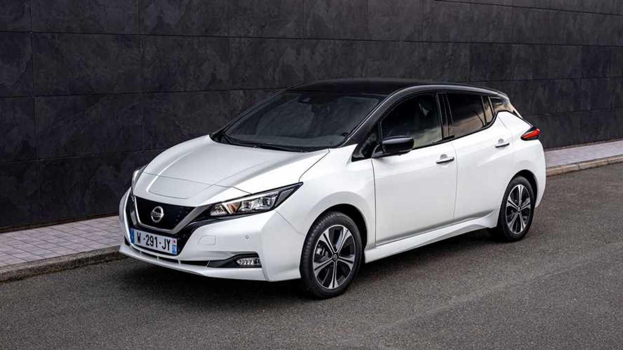 Nissan LEAF10 - série especial de 10 anos